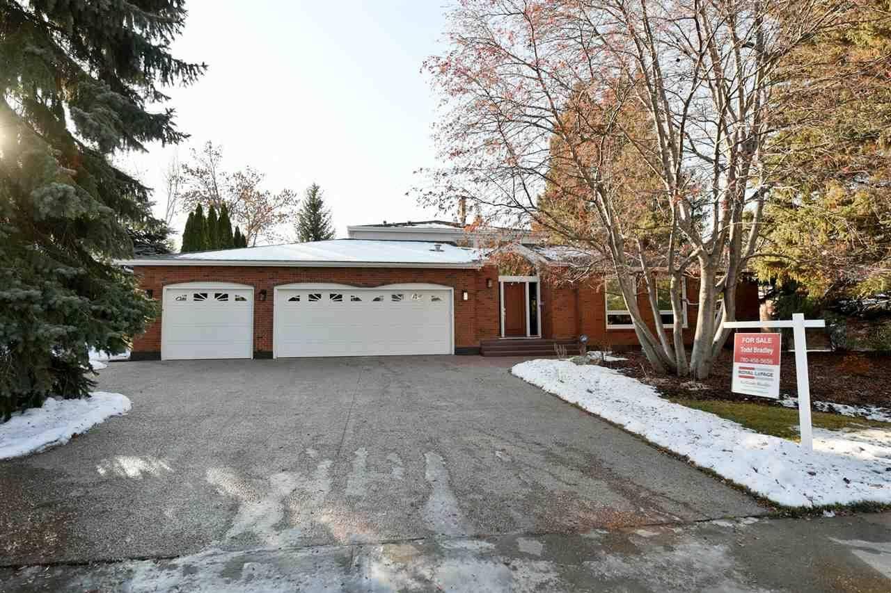 House for sale at 56 Marlboro Rd Nw Edmonton Alberta - MLS: E4179840