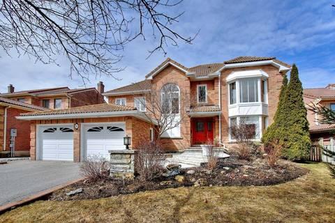 House for sale at 56 Marsh Harbour  Aurora Ontario - MLS: N4418367