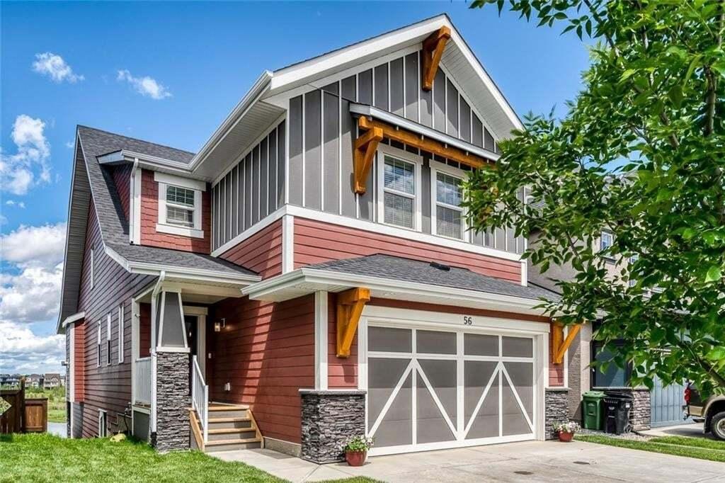 House for sale at 56 Masters Co SE Mahogany, Calgary Alberta - MLS: C4306025