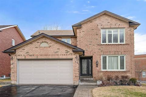 House for sale at 56 Meadow Dr Orangeville Ontario - MLS: W4733840