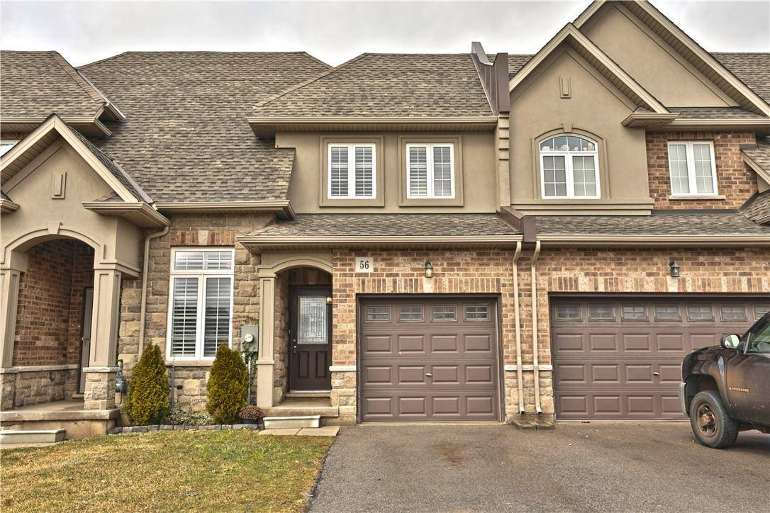 Townhouse for sale at 56 Medici Ln Hamilton Ontario - MLS: H4075442