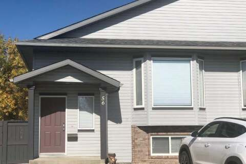 Townhouse for sale at 56 Micmac Ct W Lethbridge Alberta - MLS: A1040095