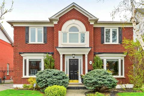 House for sale at 56 Morrison Creek Cres Oakville Ontario - MLS: W4496067