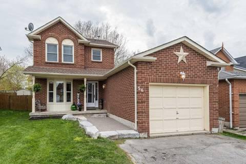 House for sale at 56 Natanya Blvd Georgina Ontario - MLS: N4454362