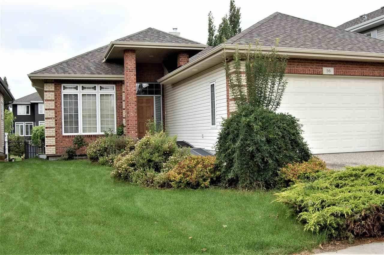 House for sale at 56 Newbury Ct St. Albert Alberta - MLS: E4172905