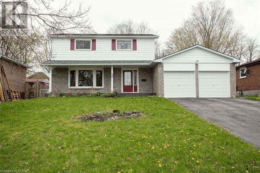 House for sale at 56 Northlin Park Rd Lindsay Ontario - MLS: 260268