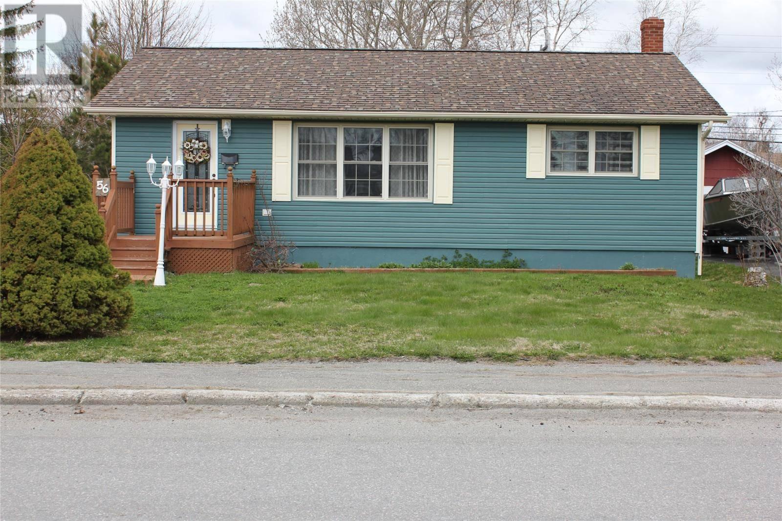 House for sale at 56 Nungesser St Gander Newfoundland - MLS: 1196855
