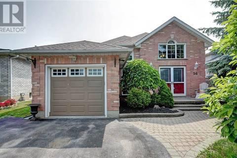 House for sale at 56 Oprington Dr Kitchener Ontario - MLS: 30750010