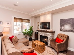 For Rent: 56 Palmerston Avenue, Toronto, ON   3 Bed, 2 Bath Townhouse for $6,150. See 15 photos!