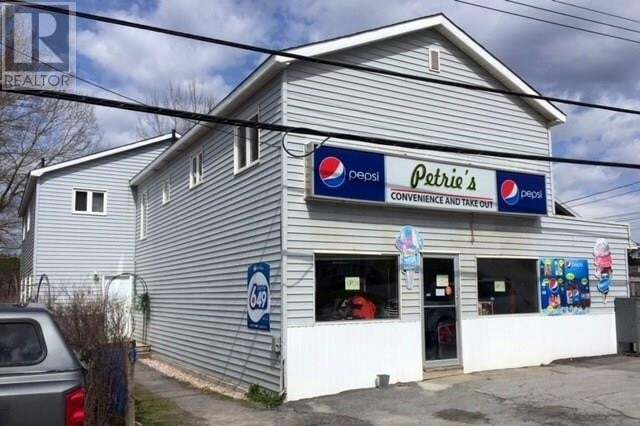 Townhouse for sale at 56 Petries St Corner Brook Newfoundland - MLS: 1218402