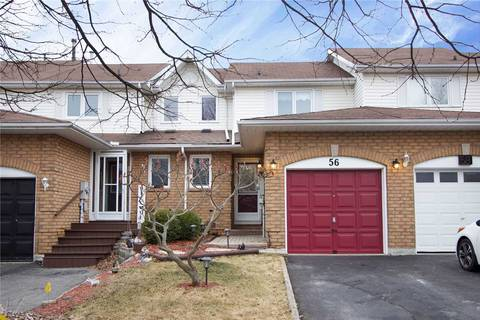 Townhouse for sale at 56 Pidduck St Clarington Ontario - MLS: E4732622