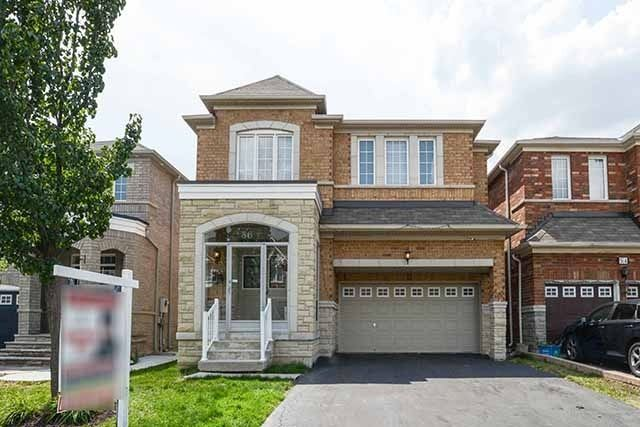 Sold: 56 Powell Drive, Brampton, ON