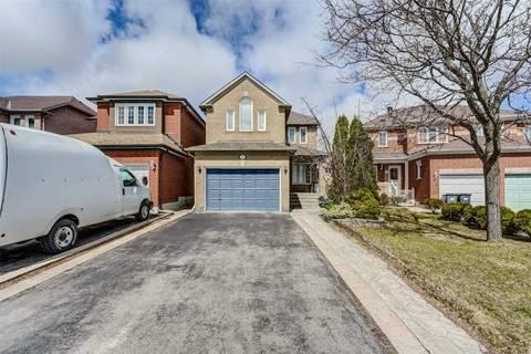 House for sale at 56 Prairie Rose Circ Brampton Ontario - MLS: W4410325