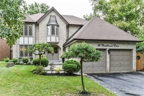 House for sale at 56 Ramblewood Dr Toronto Ontario - MLS: E4444097