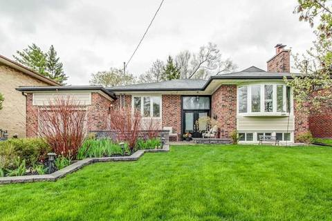 House for sale at 56 Riverwood Pkwy Toronto Ontario - MLS: W4456456