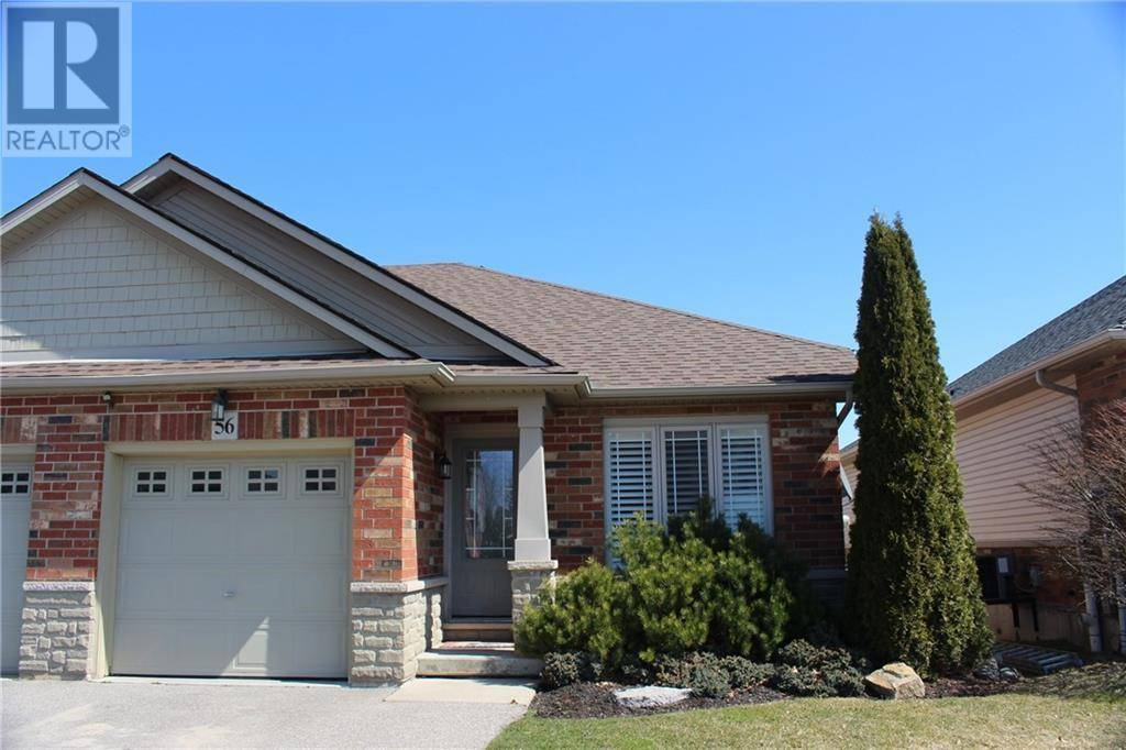 House for sale at 56 Savannah Ridge Dr Paris Ontario - MLS: 30799768