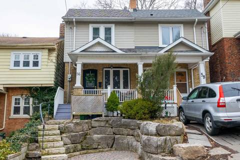 Townhouse for sale at 56 Scarborough Rd Toronto Ontario - MLS: E4732798