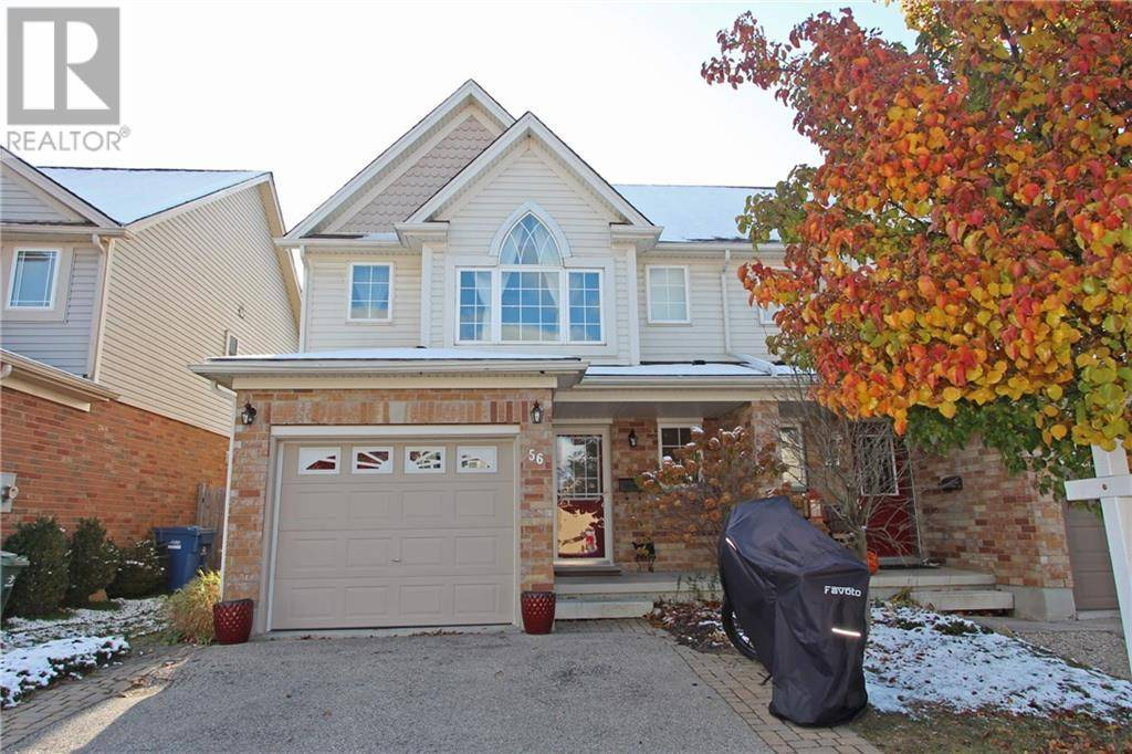 House for sale at 56 Schiedel Dr Guelph Ontario - MLS: 30776803