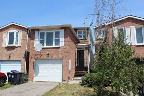 Townhouse for sale at 56 Seamist Cres Toronto Ontario - MLS: E4539117