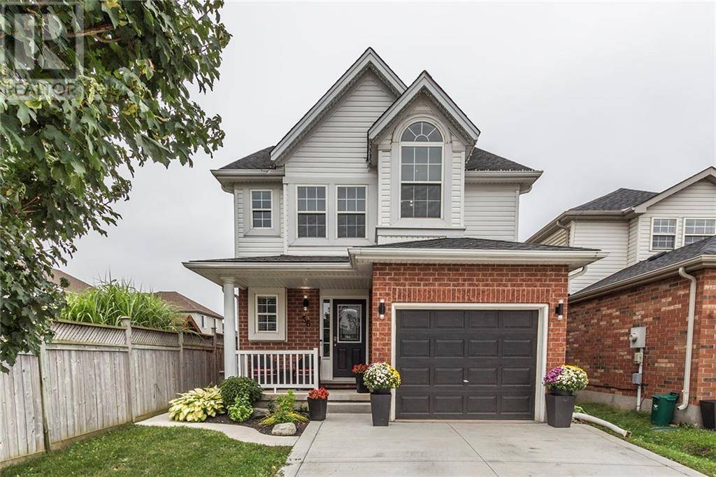 House for sale at 56 Sofron Dr Cambridge Ontario - MLS: 30764582