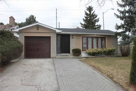 House for sale at 56 Staley Terr Toronto Ontario - MLS: E4719792