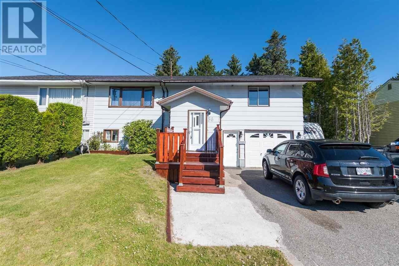Townhouse for sale at 56 Swan St Kitimat British Columbia - MLS: R2471646