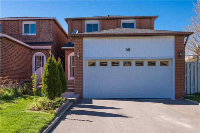 Sold: 56 Tangmere Crescent, Markham, ON