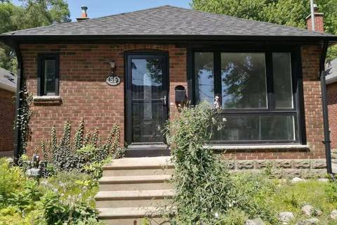 House for rent at 56 The Queensway Ave Toronto Ontario - MLS: W4526961