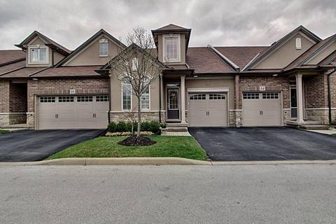 Townhouse for sale at 56 Toulon Ave Ancaster Ontario - MLS: H4055690