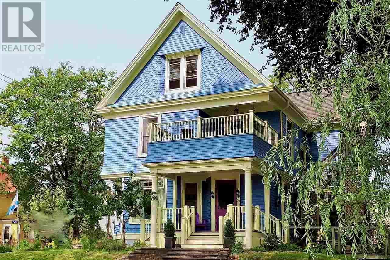 House for sale at 56 Victoria Rd Lunenburg Nova Scotia - MLS: 202007348