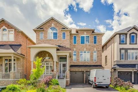 House for sale at 56 Wallenberg Dr Vaughan Ontario - MLS: N4445541