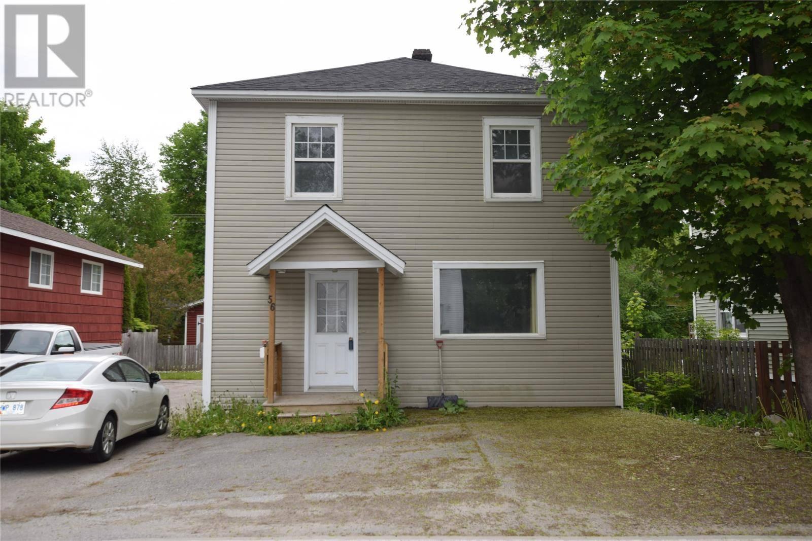 House for sale at 56 West Valley Rd Corner Brook Newfoundland - MLS: 1199389
