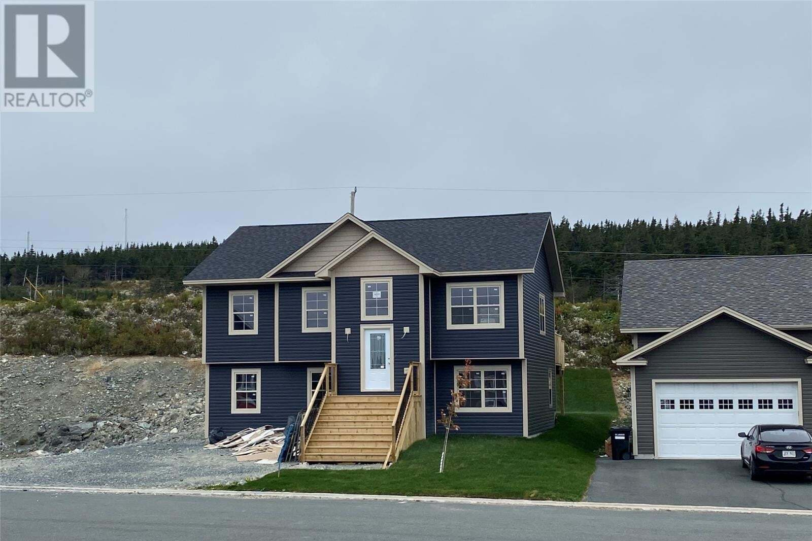 House for sale at 56 Willenhall Pl St. John's Newfoundland - MLS: 1221854