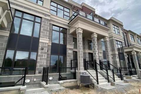 Townhouse for rent at 56 Wuhan Ln Markham Ontario - MLS: N4854430