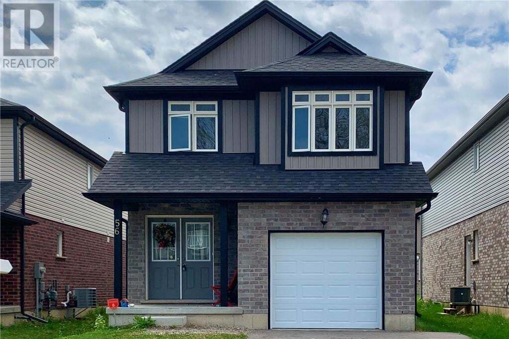 House for rent at 56 Yvonne Cres London Ontario - MLS: 259868