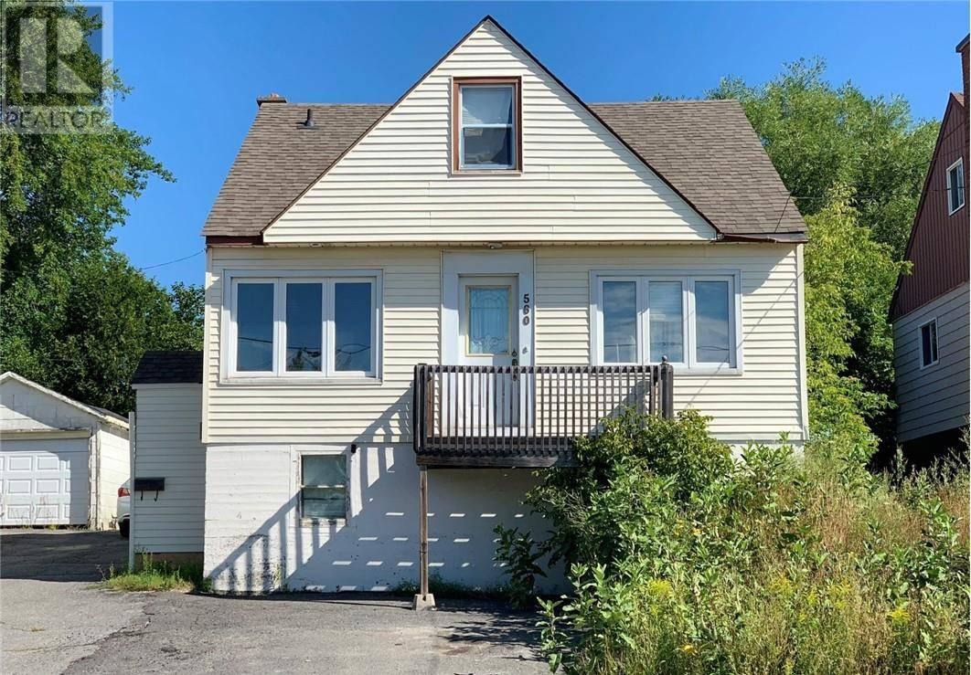 House for sale at 560 Buchanan  Sudbury Ontario - MLS: 2079150