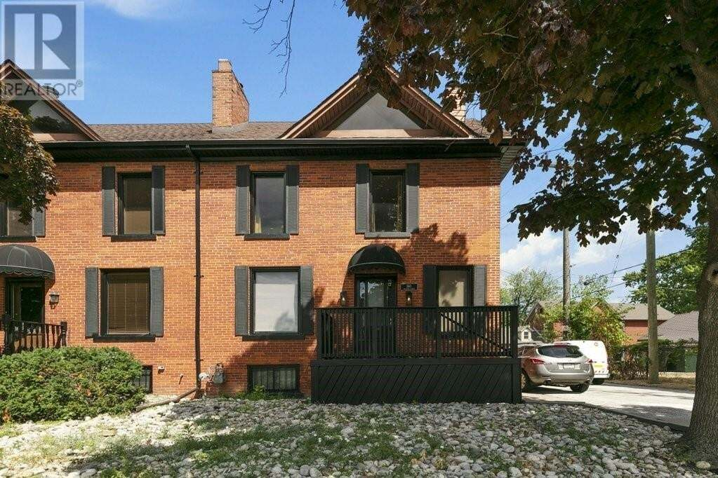 Townhouse for sale at 560 Chatham St West Windsor Ontario - MLS: 20009573