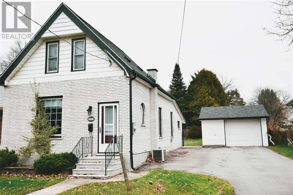 House for sale at 560 Grosvenor St London Ontario - MLS: 263450