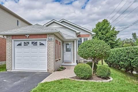 House for sale at 560 Hartgrove Ln Oshawa Ontario - MLS: E4456822