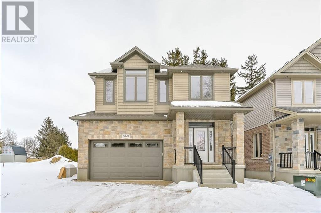 House for sale at 560 James St Fergus Ontario - MLS: 30792055