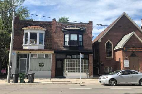 Townhouse for sale at 560 Jones Ave Toronto Ontario - MLS: E4895011