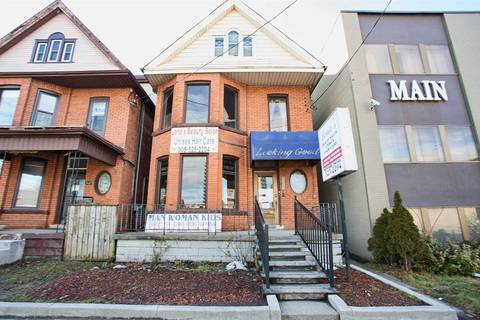 Commercial property for sale at 560 Main St Hamilton Ontario - MLS: X4684636