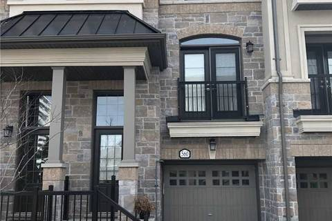 Townhouse for rent at 560 Mermaid Cres Mississauga Ontario - MLS: W4694063