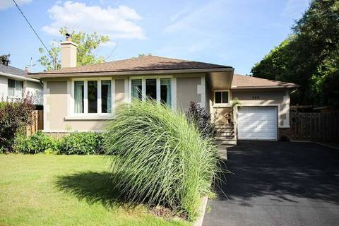 House for sale at 560 Pinegrove Rd Oakville Ontario - MLS: W4608674