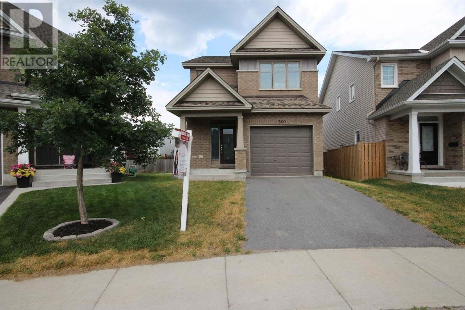 House for sale at 560 Savannah Ct Kingston Ontario - MLS: K20003702