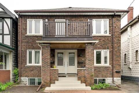 Townhouse for sale at 560 Willard Ave Toronto Ontario - MLS: W4884128