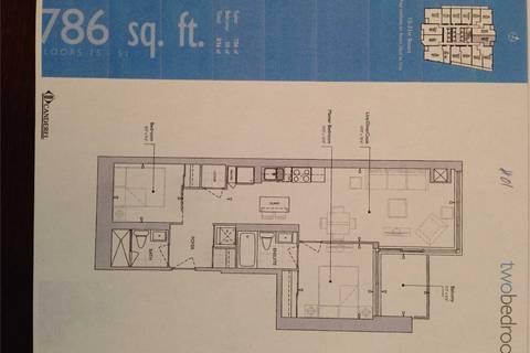 Apartment for rent at 386 Yonge St Unit 5601 Toronto Ontario - MLS: C4687259