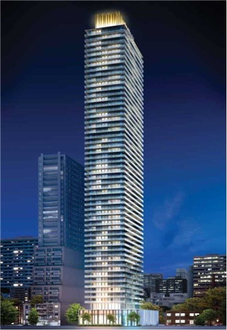 For Sale: 5601 - 42 Charles Street, Toronto, ON | 1 Bed, 1 Bath Condo for $718,000. See 9 photos!