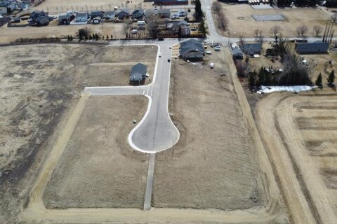 Residential property for sale at 5601 48a Street Close Bentley Alberta - MLS: CA0168510