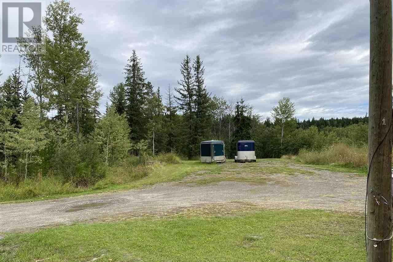 Residential property for sale at 5601 Canim-hendrix Lake Rd Forest Grove British Columbia - MLS: R2495804